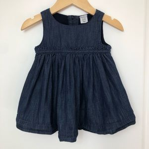 GAP Denim Infant Dress